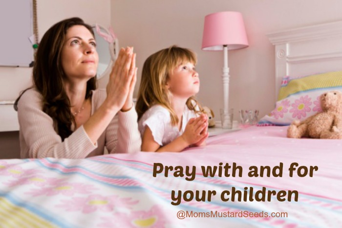 prayer with & for your children