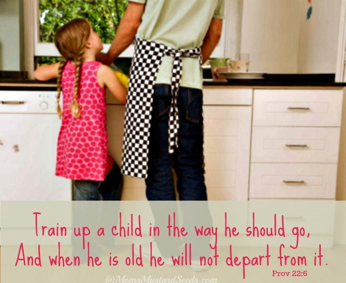 Train a Child to do Chores