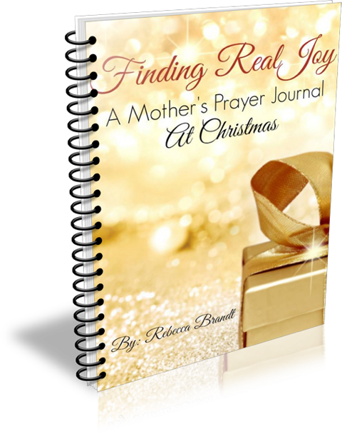 Finding Real Joy At Christmas Prayer Journal