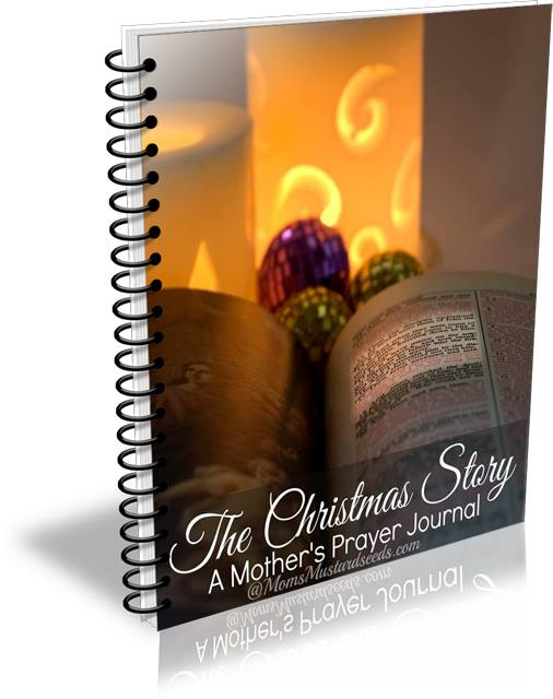 Reading and Praying through God's word will enable you to celebrate the birth of our savior in a way you may never have experienced before. Enjoy this free prayer journal created by Rebecca at MomsMustardSeeds.com